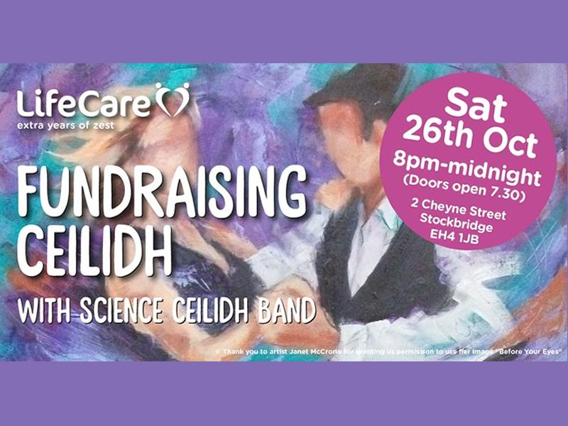 Fundraising Ceilidh - CANCELLED