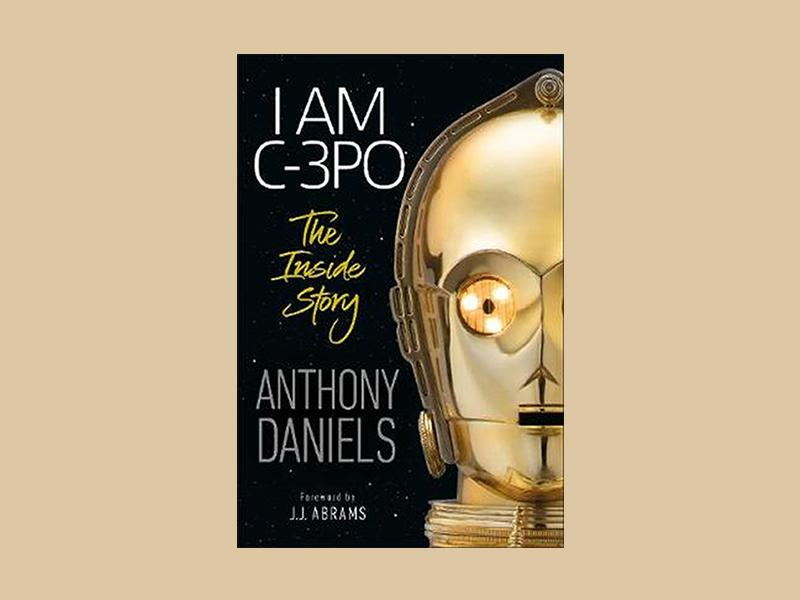 Anthony Daniels Book Signing