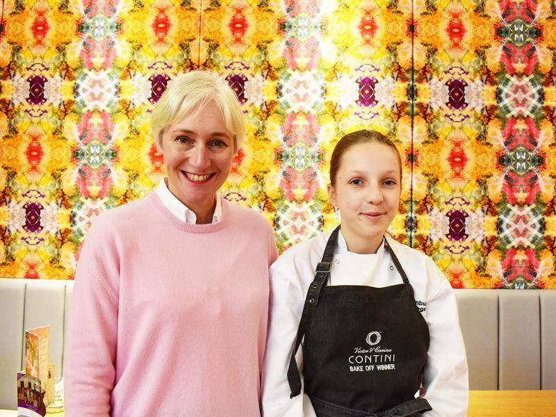 Lothians Schoolgirl crowned best home baker in Scotland