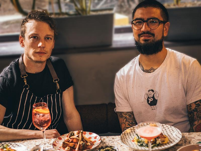 Chef to the stars adds Latin flavour to Edinburgh New Town