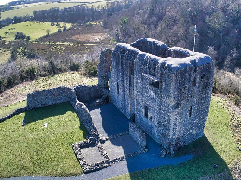 Dundonald Castle and Visitor Centre
