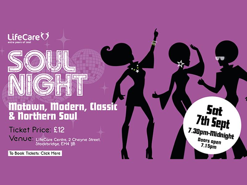 Soul Night for LifeCare