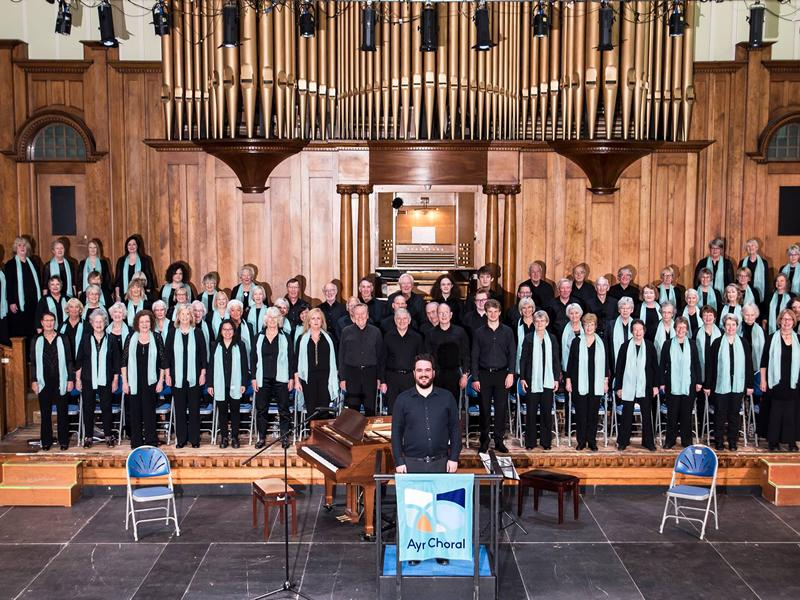 A Feast of Choral Music