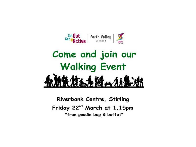 Free, Fully Inclusive Walking Event