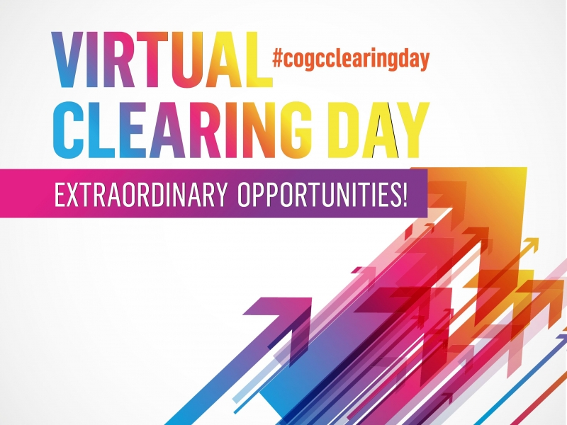 Find your future at the City of Glasgow College Virtual Clearing Day