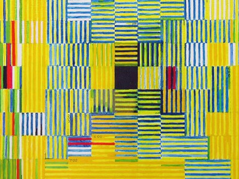 Online Exhibition: Interactions of Colour