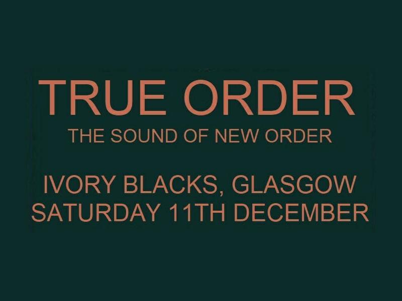 True Order & Atrocity Exhibition