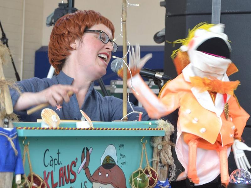 Puppet Animation Festival: The Crab Prince - CANCELLED