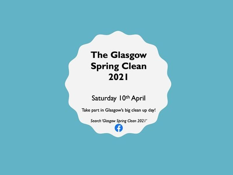 The Glasgow Spring Clean