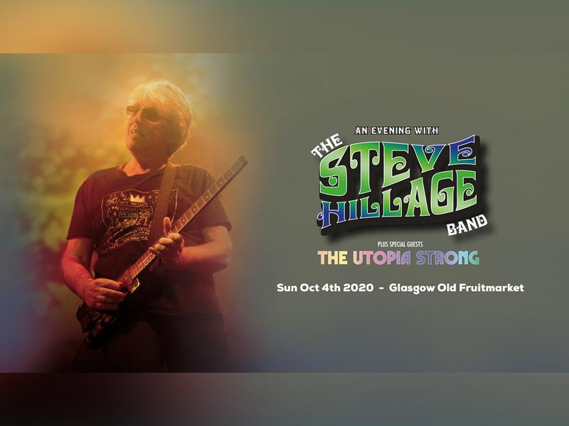 The Steve Hillage Band - CANCELLED