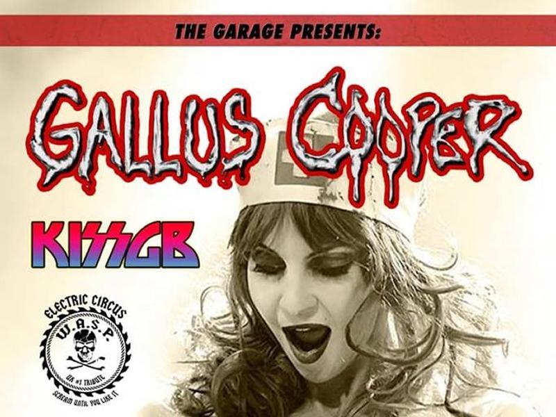 Gallus Cooper: Xmas Show