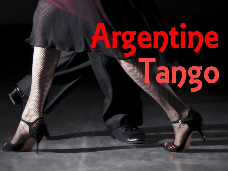 Argentine Tango Beginners Course