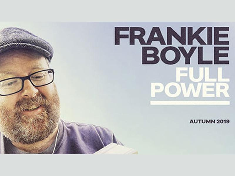 Frankie Boyle: Full Power