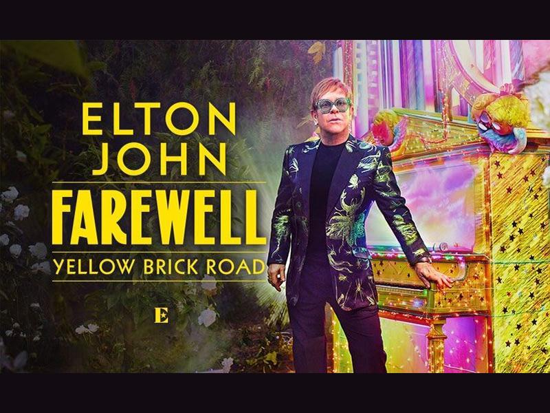 Elton John - Farewell Yellow Brick Road Tour