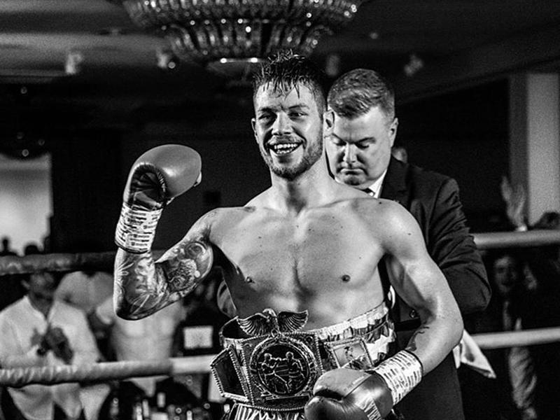 Kynoch Promotions: An evening of Championship Boxing