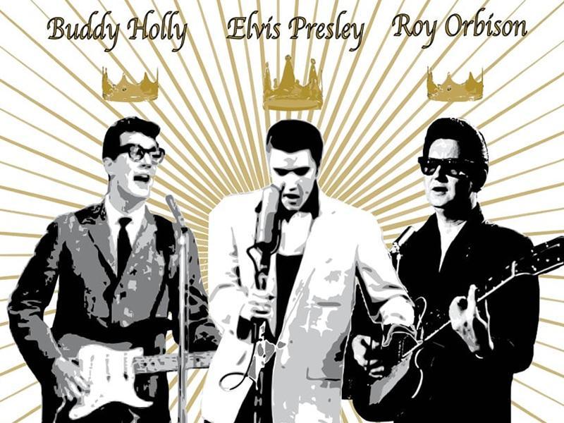 We Three Kings – Of Rock 'n' Roll