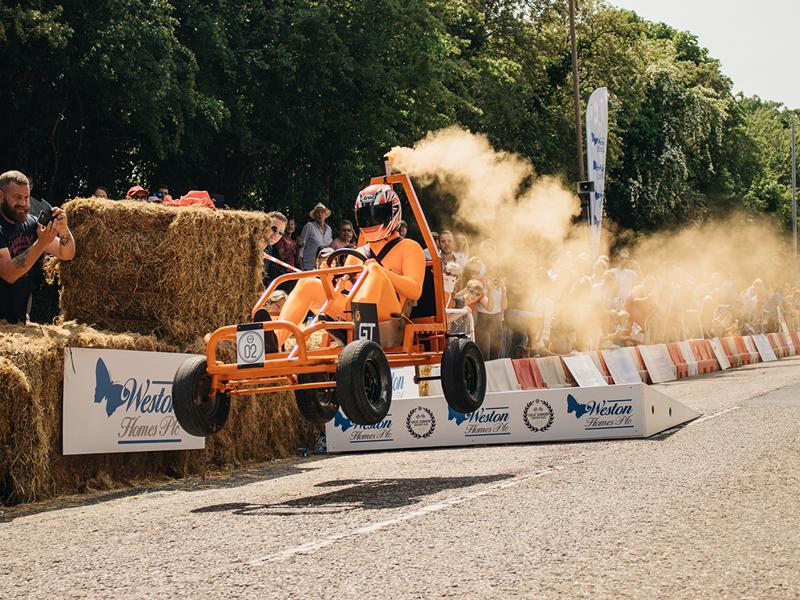 Livingston Soapbox Race