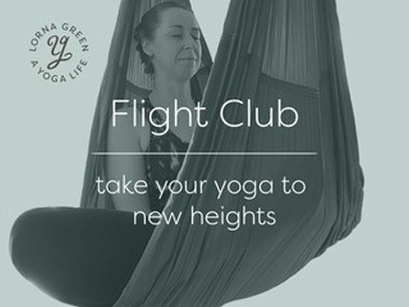 Aerial Yoga: Flight Club