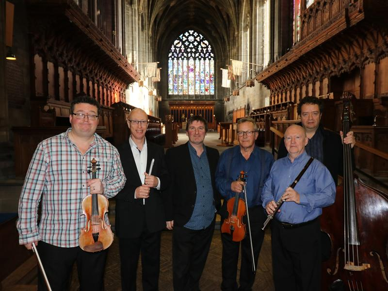 Alastair Savage and Friends, Scots Fiddle Old and New