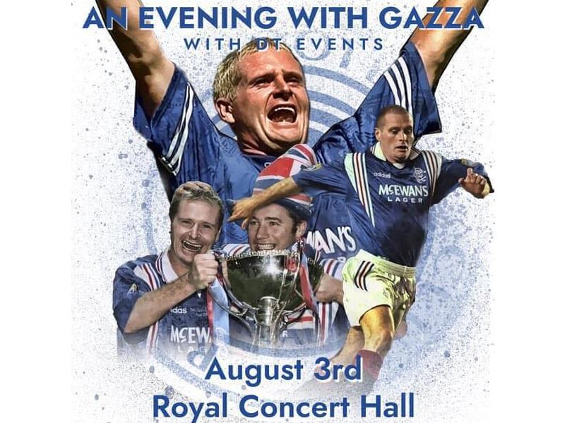 An Evening with Gazza