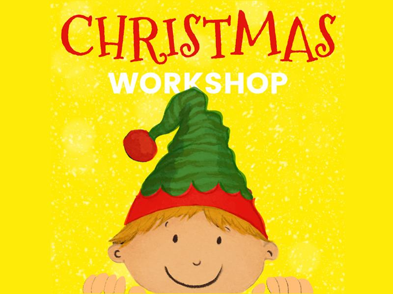 The Great Christmas Puppet Making Workshop