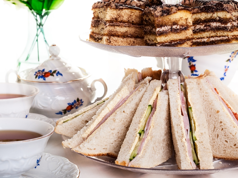 Afternoon Tea with Glasgow's Senior Citizens Orchestra