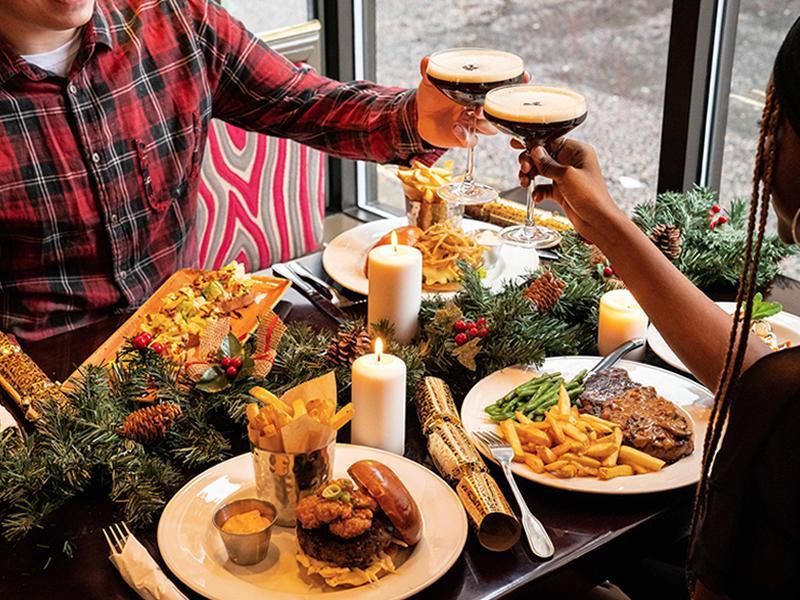 Celebrate the Festive Season at Hard Rock Cafe Edinburgh