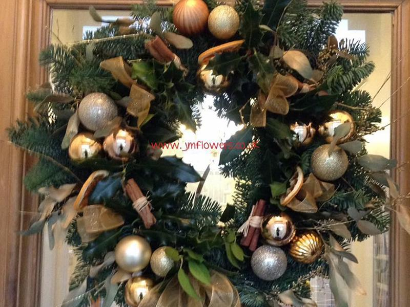 Christmas Wreath Decorating Workshop