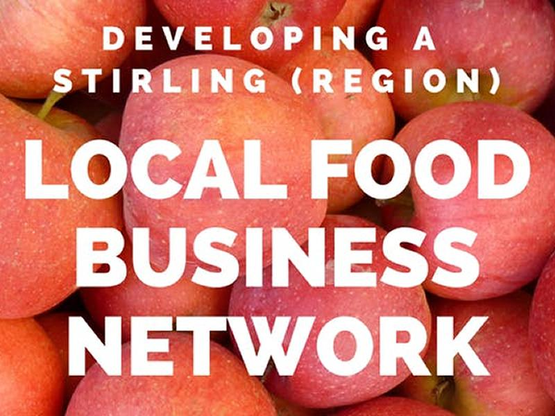 Food For Thought: Local Food Network Proposed