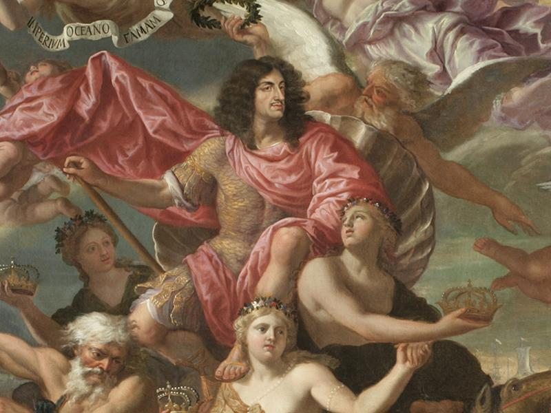 Charles II: Art and Power Exhibition