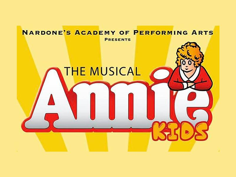 Nardone's Academy of Performing Arts Presents: The Musical Annie Kids
