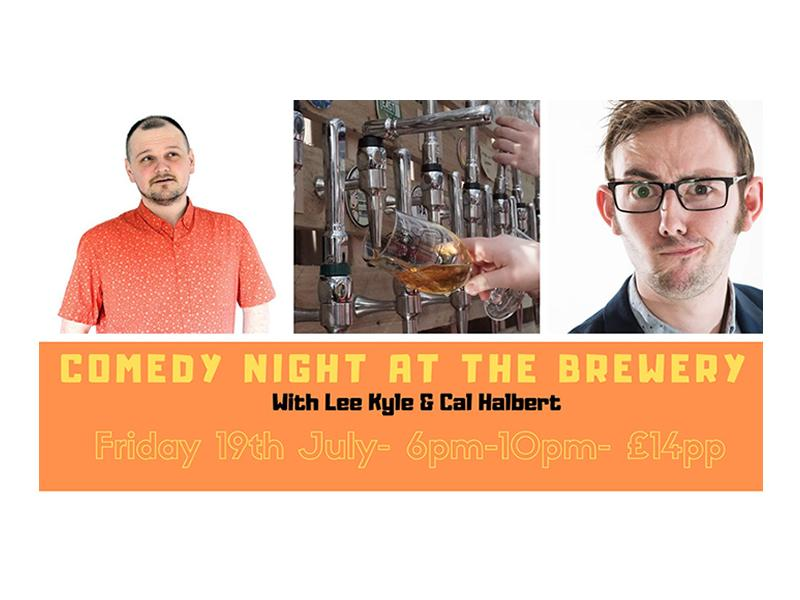 Comedy Night at Stewart Brewing