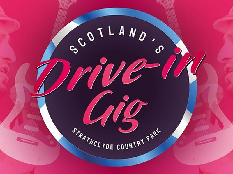 Strathclyde Park drive in gigs postponed
