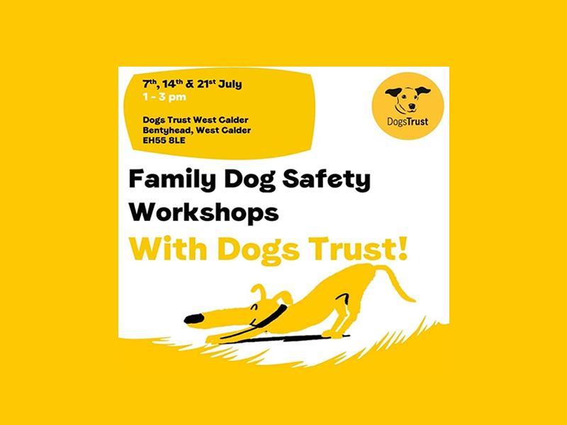 Family Dog Safety Workshops
