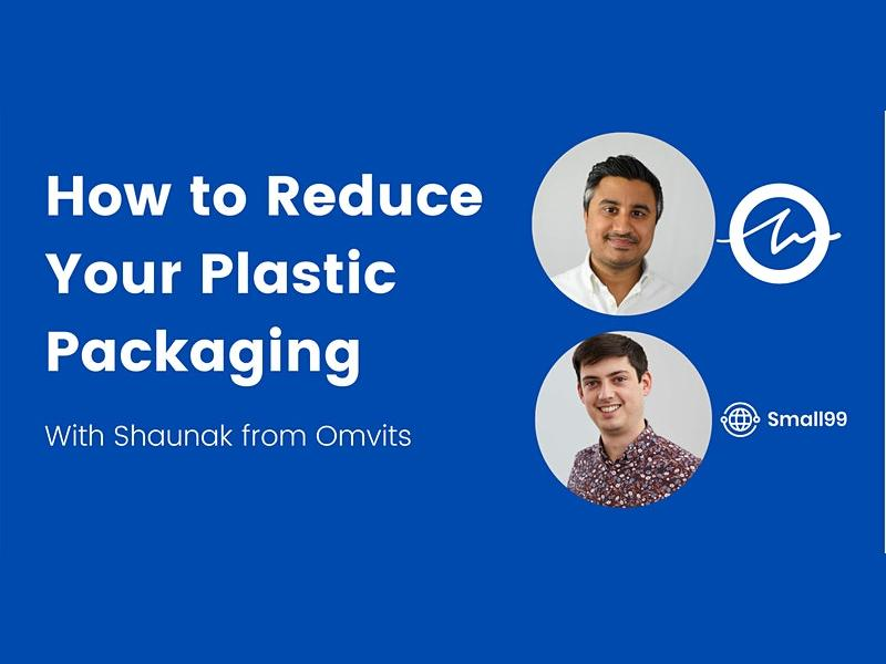 How to Reduce Plastic Packaging in Your eCommerce business