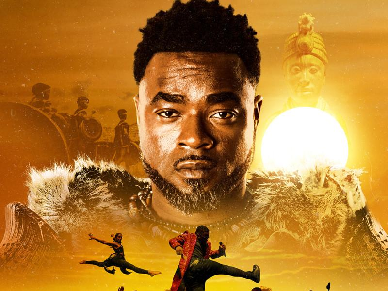 Exile of The African Warrior