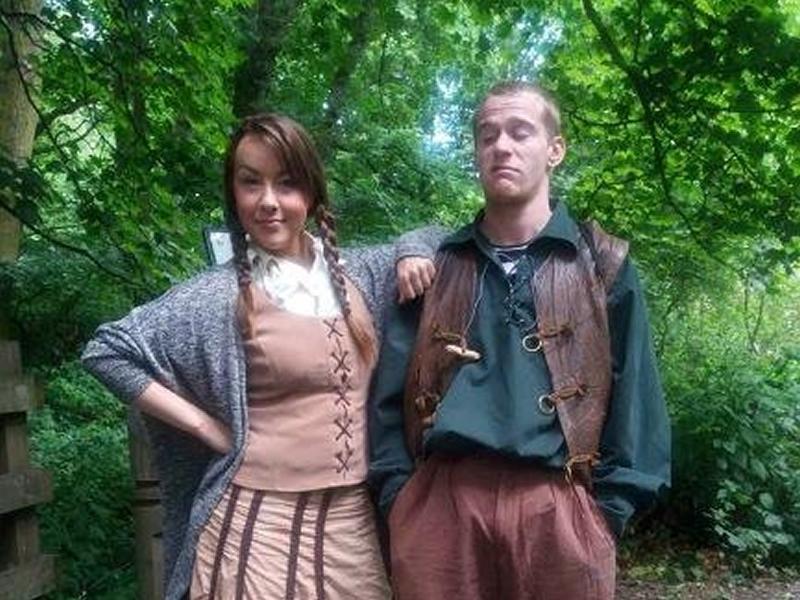 Hansel & Gretel Walking Theatre