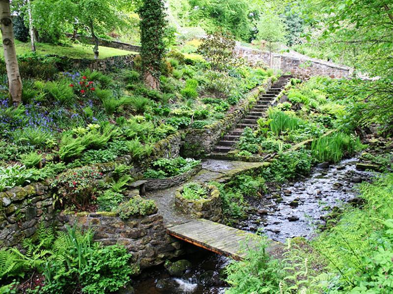 Scotland's Gardens Scheme Open Garden: Kirklands