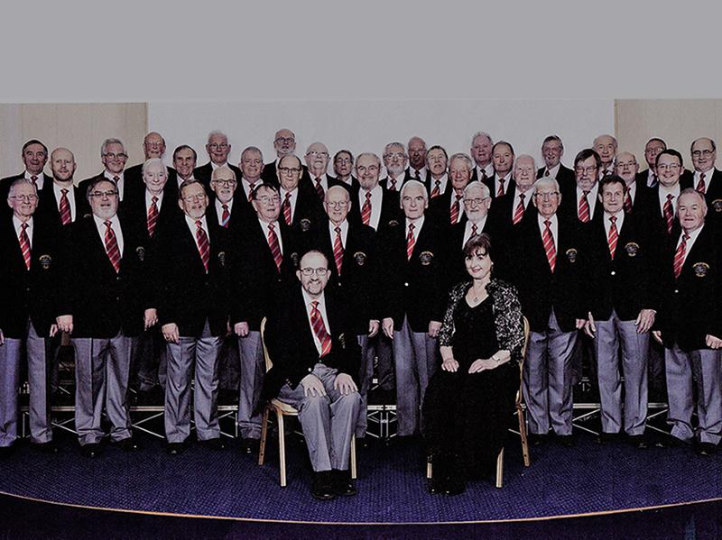 East Fife and Colwyn Male Voice Choirs in Concert