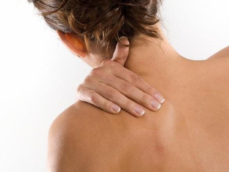 Back and neck pain information event