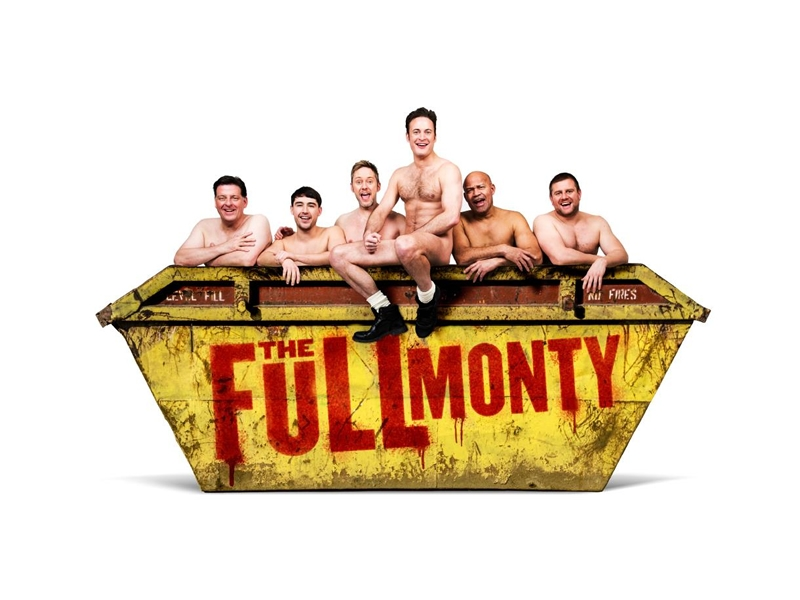 The Full Monty - The Play by Simon Beaufoy