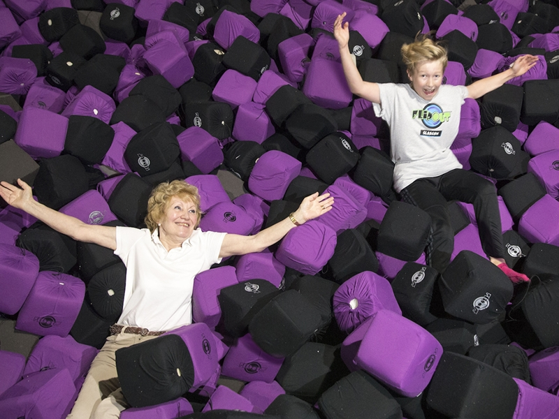 Fliptastic way to keep fit for over 60s