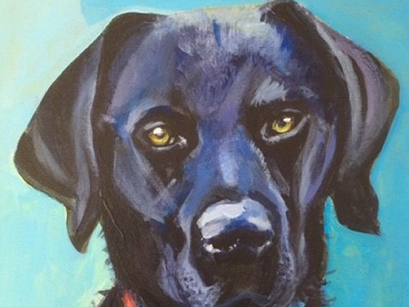 Paint Your Pet Night via Zoom