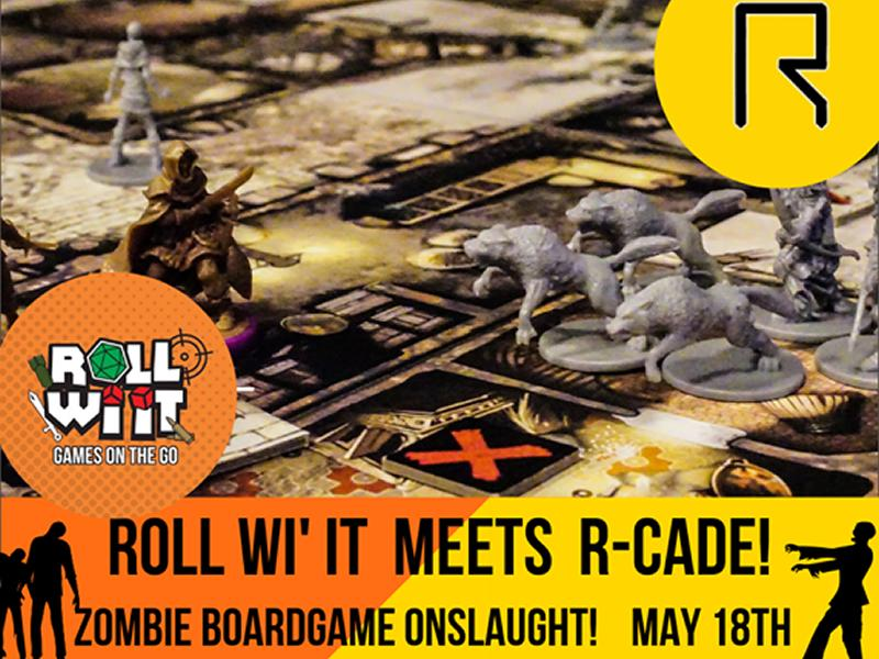 Roll Wi It Meets R-CADE