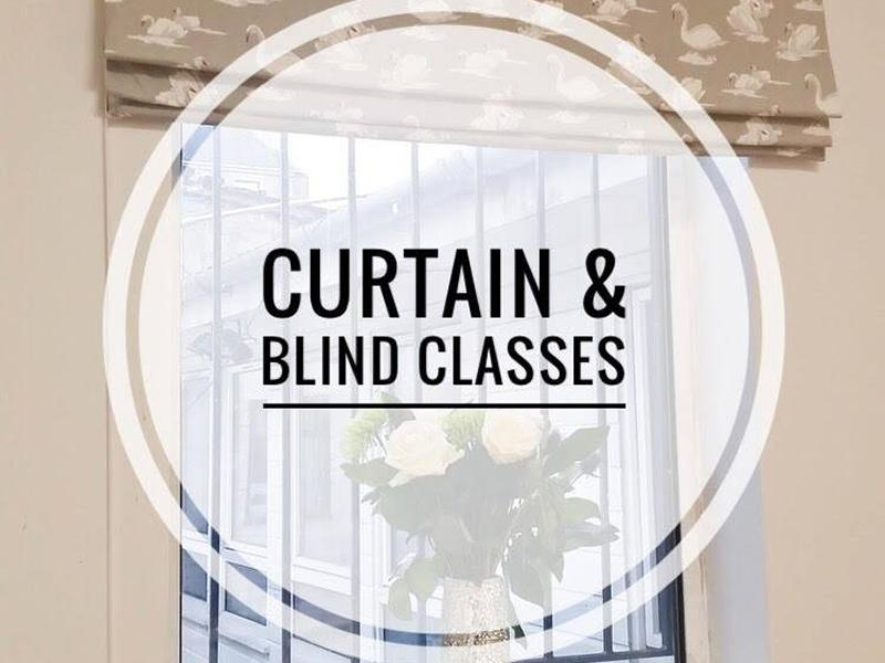 Curtain Making Masterclass
