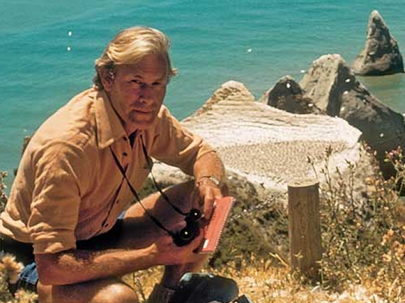 Seabird Lecture to Celebrate Legacy of World Renowned Gannet Expert
