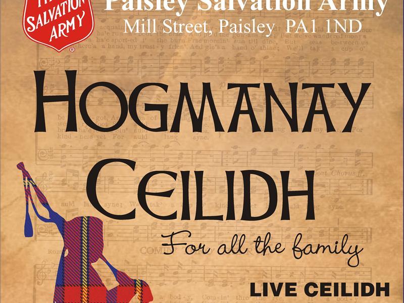 Family Hogmanay Ceilidh