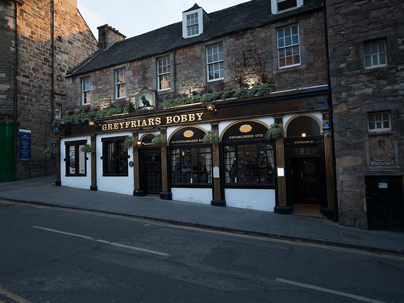 Greyfriars Bobbys Bar