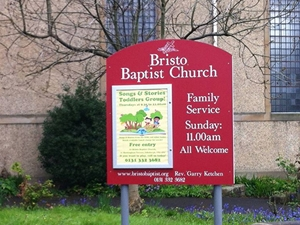 Bristo Baptist Church