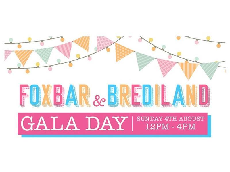 Foxbar & Brediland Gala Day